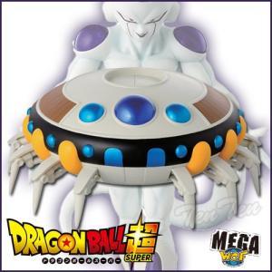 ドラゴンボール超 フリーザ 宇宙船 フィギュア MEGAワー...