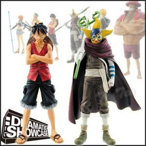 ワンピース フィギュア DRAMATIC SHOWCASE〜3rd season〜 vol.2 ルフィ そげキング エニエスロビー ONE PIECE