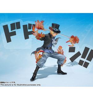 ワンピース フィギュア フィギュアーツZERO サボ -5th Anniversary Edition-|ten-ten-store|02