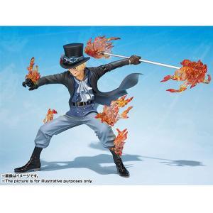 ワンピース フィギュア フィギュアーツZERO サボ -5th Anniversary Edition-|ten-ten-store|04