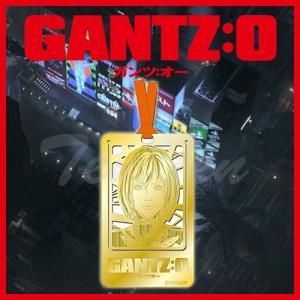 GANTZ:O グッズ メタルアートしおり 山咲杏 映画 ガンツオー|ten-ten-store