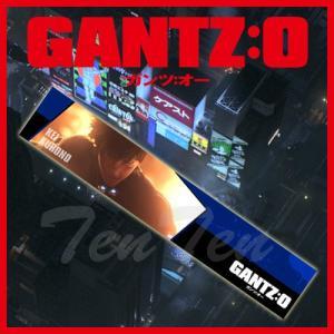 GANTZ:O グッズ もふもふマフラータオル 玄野計 映画 ガンツオー|ten-ten-store