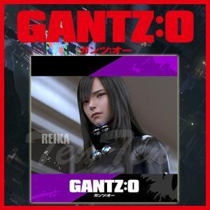 GANTZ:O グッズ もふもふミニタオル レイカ 映画 ガンツオー|ten-ten-store