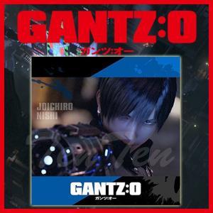 GANTZ:O グッズ もふもふミニタオル 西丈一郎 映画 ガンツオー|ten-ten-store