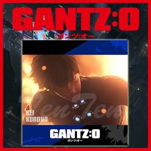 GANTZ:O グッズ もふもふミニタオル 玄野計 映画 ガンツオー|ten-ten-store