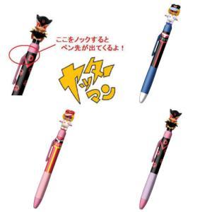 キュージョン ボールペン ヤッターマンxローズオニールキューピー 1号ガンちゃん/2号アイちゃん/ドロンジョ様|ten-ten-store