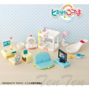 かみさまみならい ヒミツのここたま はじめての家具セット ハウスドール 家具 玩具|ten-ten-store|05