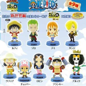 ワンピース フィギュア フルフェイスJr. DX Vol.1...