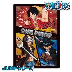 ワンピース グッズ JUMPシリーズ 下敷き 100円メール便配送 ONE PIECE 文具 下じき|ten-ten-store