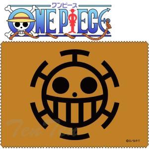 ONE PIECE グッズ ハート海賊団 海賊旗クリーナークロス COSPA ワンピース コスパ|ten-ten-store
