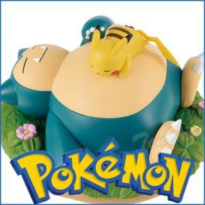 ポケットモンスター サン&ムーン ピカチュウ&カビゴン フィギュア ポケモン Pokemon ヴィネ...