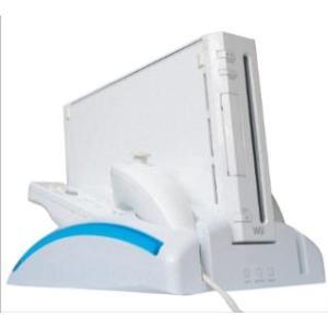 【多機能】Wii専用 充電、収納スタンド コンパクトタイプ|ten-ten-store