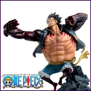 ワンピース フィギュア ルフィ ギア4 ワンピース SCultures BIG 造形王SPECIAL GEAR FOURTH MONKEY・D・LUFFY SPECIAL COLOR ver.|ten-ten-store