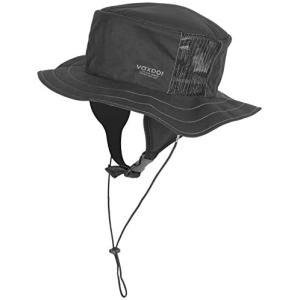 VAXPOT(バックスポット) サーフハット メンズ レディース フリーサイズ VA-4150 (BLKxCHR フリー)|tenbin-do