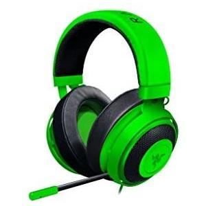 Razer Kraken Pro V2 Gaming head set Green (グリーン) tenbin-do