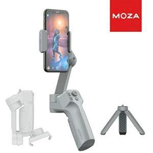 MOZA Mini MX 小型ジンバル スマートフォン 携帯用 ハンドヘルドスタビライザー iPhone (Mini MX) tenbin-do