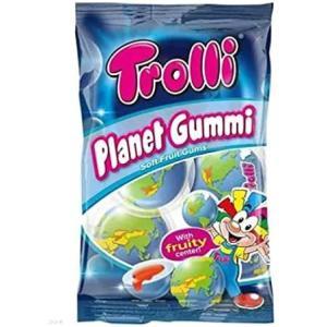 地球グミ 1袋 Trolli PLANET GUMMI トローリ プラネットグミ プラネットグミ  <並行輸入品> tenbin-do