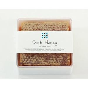 HONEY MARKS(ハニーマークス) コムハニー(340g) はちみつ ハチミツ 蜂蜜 巣蜜 ハチの巣 蜂の巣 巣はちみつ|tenbin-do