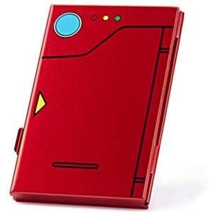 FUNLAB スイッチゲームカード収納ケース スイッチゲームカードケース Nintendo Switch専用 アルミ製 (Dark Red) tenbin-do