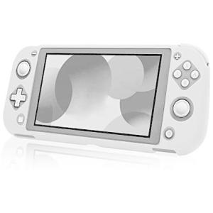 新品 SNNC Nintendo Switch Lite保護ケース NSLカバー ニンテンドースイッチ ライト 任天堂Switch (半透明白) tenbin-do