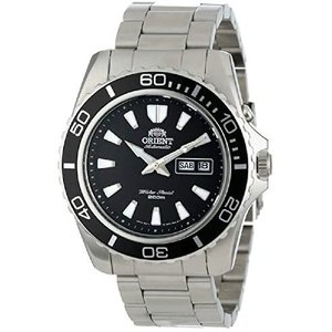 ORIENT オリエント FEM75001BR 自動巻き MAKO XL 男性用 メンズ 腕時計  <並行輸入品> (ブラック)|tenbin-do