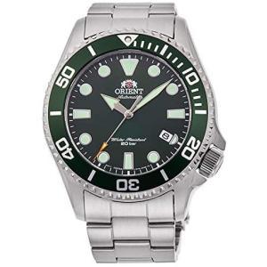 <オリエント> ORIENT 腕時計 SPORTS 自動巻き(手巻付) ネジ式りゅうず グリーン RA-AC0K02E10B メンズ  <並行輸入品>|tenbin-do