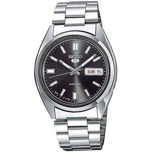 セイコー SEIKO セイコー5 SEIKO 5 自動巻き 腕時計 SNXS79J1  <並行輸入品> (ブラック)|tenbin-do
