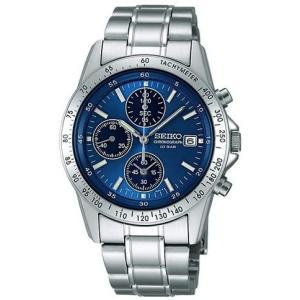 SEIKO(セイコー) 腕時計 クロノグラフ SBTQ071 メンズ|tenbin-do