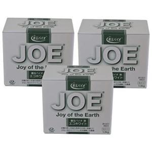 善玉バイオ洗剤 洗たく用 浄 エコホワイト 漂白成分無配合タイプ 1.3kg×3箱セット|tenbin-do
