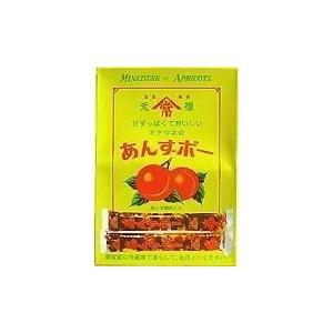 ミナツネ あんずボー 20本× 5箱 (20個 (x 5)) tenbin-do