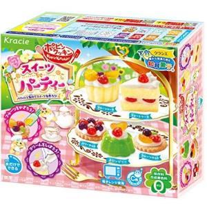 ポッピンクッキン スイーツパーティー 5個入 食玩・知育菓子 tenbin-do