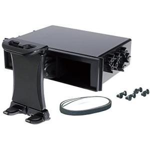 槌屋ヤック オーディオパーツ DIN BOX タブレットホルダー VP-D13|tenbin-do