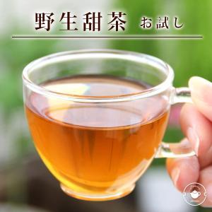 花粉症 お茶 甜茶 ティーバッグ バラ科 てんちゃ 1.5g×30P 野生甜葉懸釣子100% ノンカフェイン メール便送料無料