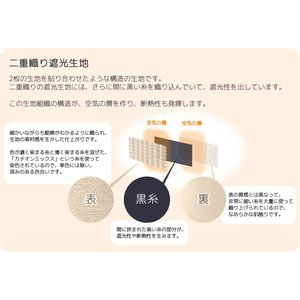 カーテン 遮光 2級遮光 形状記憶 リーフ柄プリント5290 北欧調 幅80×丈90〜135cm 1枚入小窓サイズ 幅80センチ 受注生産A|tengoku|05