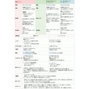 送料無料カーテンセット 高機能 防炎1級遮光+ミラーレース イージーオーダー巾101〜150x高60〜200cm 各1枚計2枚 受注生産A|tengoku|15
