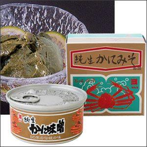 新鮮なベニズワイガニのかにの内臓を創業以来50年の伝統の製法で風味・味を損なわず炊き上げました。その...