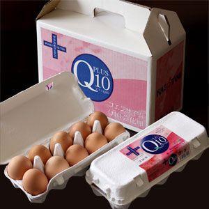 コエンザイムQ10 奥丹波の卵 2パック 20個入り 専用化...