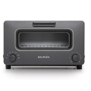 K01E-KG BALMUDA ブラック The Toaster バルミューダ オーブントースター(...