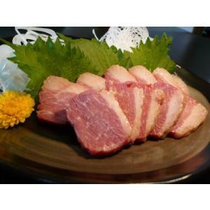 燻製 さい干し バラ肉の燻製 tenma8348