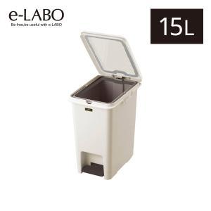 銀イオン抗菌加工を施したペダル式防臭ゴミ箱です。生ごみなどを持ち運べる中バケツ付き。ニオイもれを防ぐ...