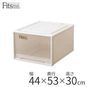 衣装ケース 収納ケース Fits フィッツケースクローゼットワイドL−53
