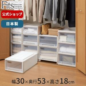 衣装ケース 収納ケース Fits フィッツケースクローゼットS−30 クローゼット収納