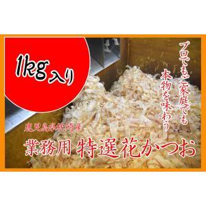 業務用 枕崎産鰹節 薄削り 削り節専門店の特選花かつお1kg|tenmaya-katsuo