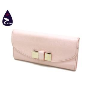 クロエ(Chloe) レザー(ピンク) リリィ 二つ折り長財布|tenmaya78