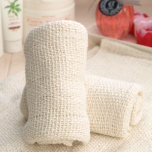 あら織タオル <和紡布・オーガニックコットンタオル>|tennen-sponge