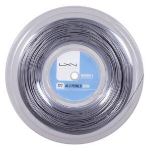 ルキシロン ビッグバンガー アルパワー スピン (1.27mm) 220Mロール 硬式テニス ポリエ...