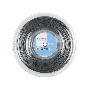 ルキシロン ビッグバンガー アルパワー フィール (1.20mm) 200Mロール 硬式テニス ポリ...