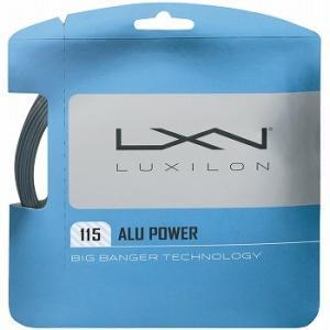【予約品】ルキシロン(LUXILON)ストリング アルパワー(ALU POWER)115 (WR83...