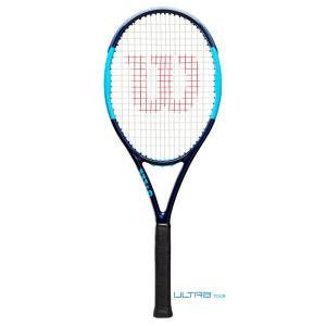 【予約品】テニスラケット ウイルソン(Wilson)ウルトラツアー 95 CV(ULTRa TOUR 95 CV)WR000711S+ ※錦織圭使用モデル ※SONYスマートテニスセンサー対応