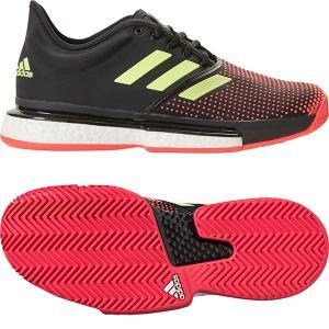 【SALE★30%OFF、在庫限り】アディダス(adidas) テニスシューズ ソールコートブースト...